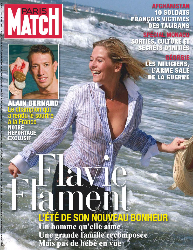 Flavie Flament   Paris Match 3092