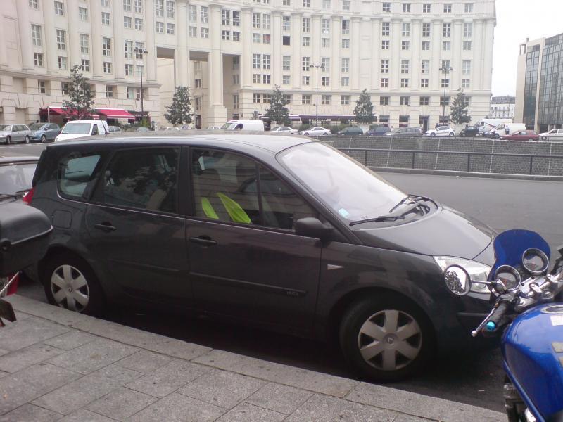 effet pervers des gilets de securite routiere