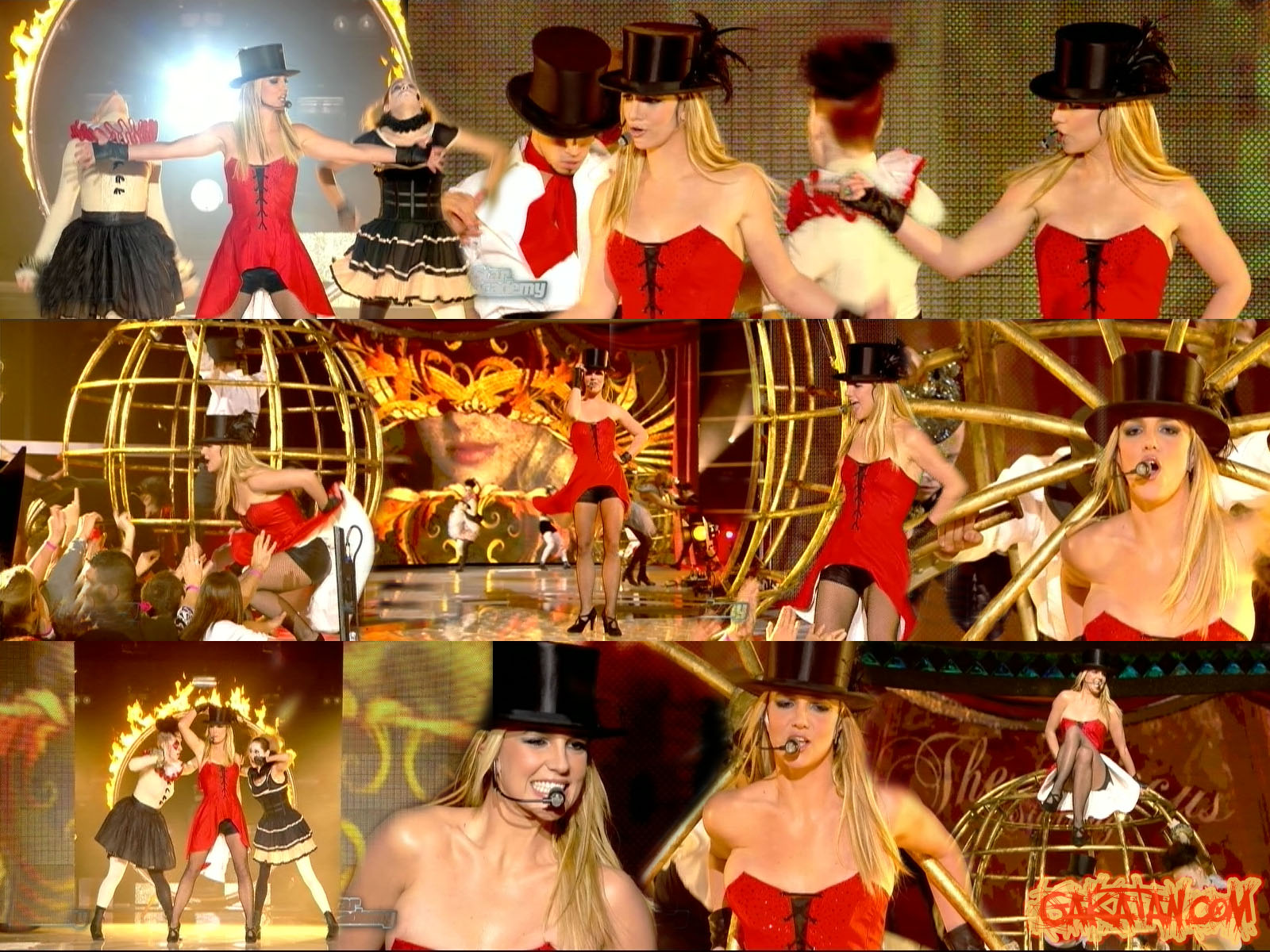 Britney Spears   Star Academy 2008 (photos)