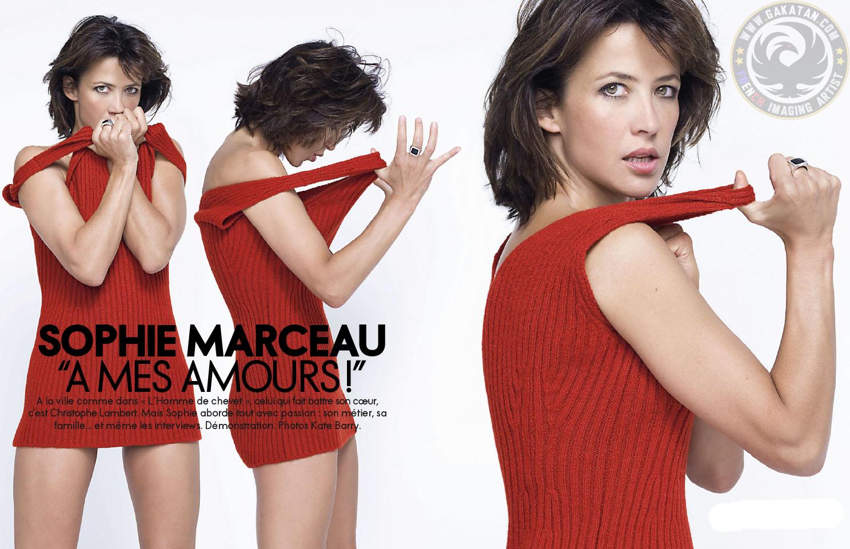 Sophie marceau et pornographie