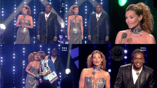 Ingrid Chauvin   NRJ Music Awards 2010 (photos)