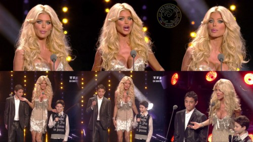 Victoria Silvstedt   NRJ Music Awards 2010 (photos)