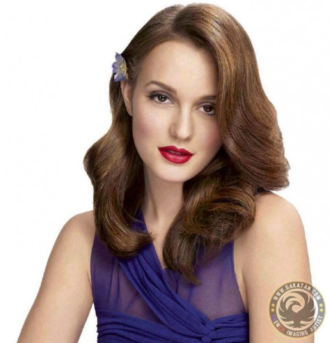 Leighton Meester   Herbal Esssences (photos)