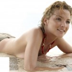 Virginie Efira nue (topless)   Be 9 (photos)
