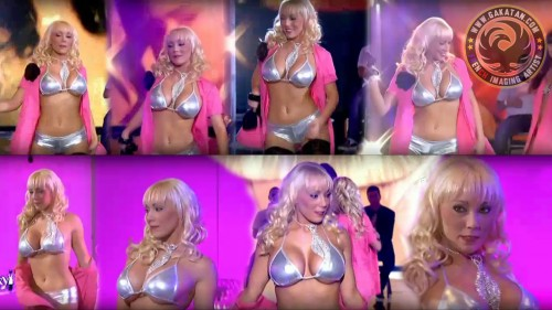 Cindy Dilemme (Pamela B)   Sexy Staff NRJ12 (video photos)