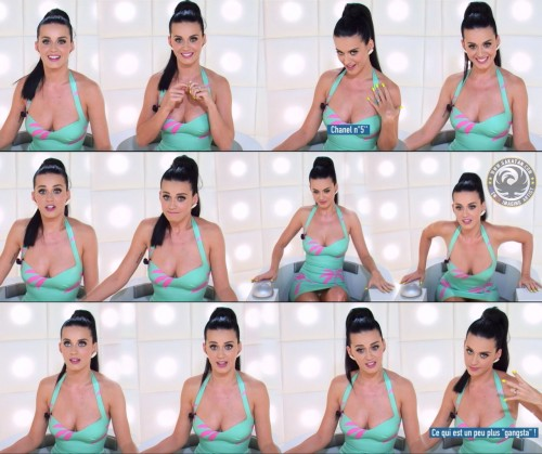 Katy Perry   le Grand Journal 14.06.10 (video photos)