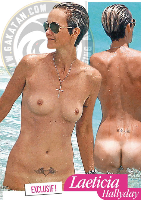 Laeticia Hallyday nue   Public 369 (photos)