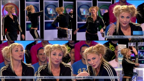 Cyril Paglino break chez Morandini 18.10.10 (video)