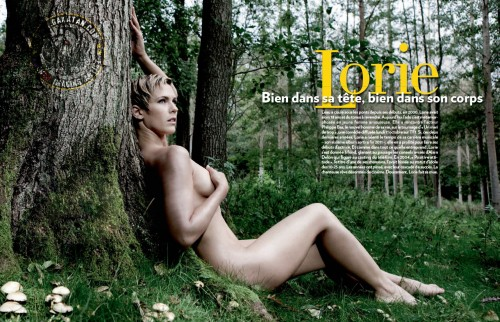 Lorie nue   Paris Match 3203 (photos)