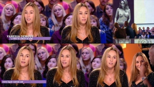 Vanessa Demouy   Grand Journal 26.10.10 (photos)