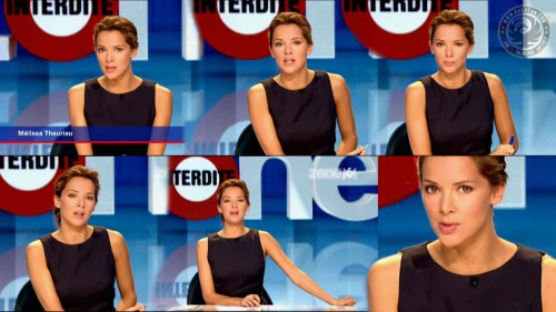 Melissa Theuriau   Zone interdite 21.11.10 (photos)