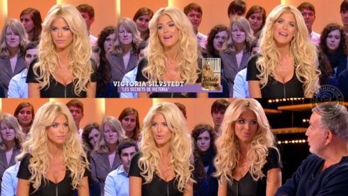 Victoria Silvstedt   Grand Journal 19.11.10 (photos)