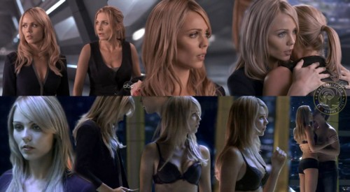 Laura Vandervoort sexy   V S02.E01 (photos)
