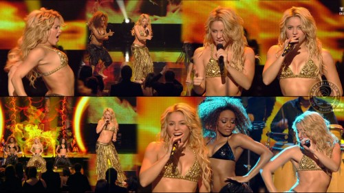 Shakira   NRJ Music Awards 2011 #nma (photos)