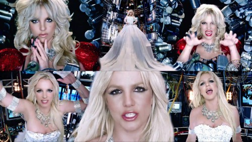 Britney Spears   Hold It Against Me (video)