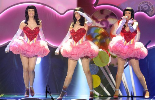 Katy Perry live au Zenith de Paris (videos photos)