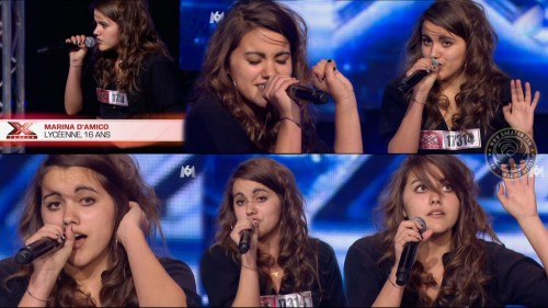 Marina Damico   XFactor 29.03.11 (video)