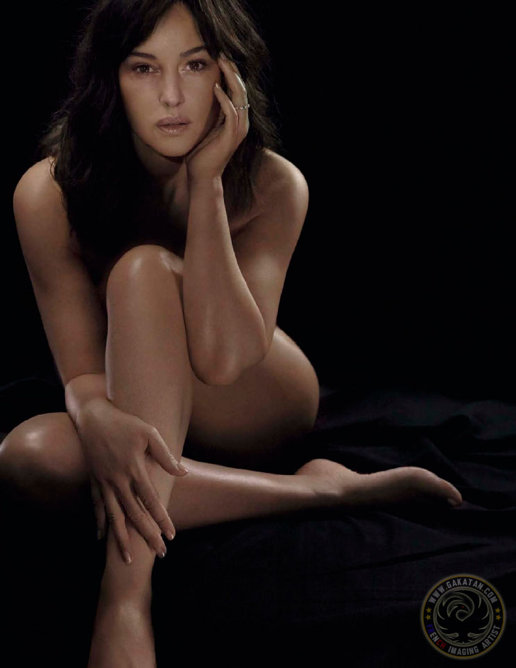 Think, monica bellucci nuda foto vagina phrase very