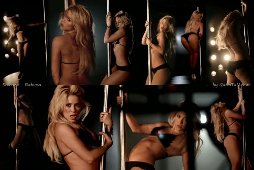 Shakira   Rabiosa ft Pitbull (video)