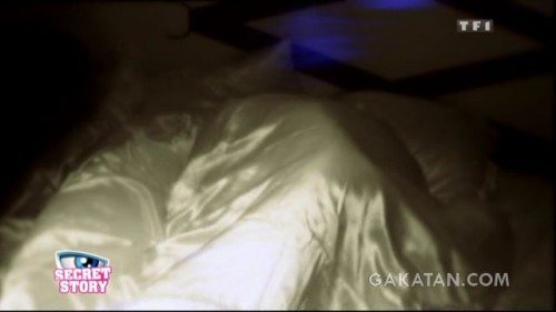 Sex tape Morgane Jonathan Secret Story (video)