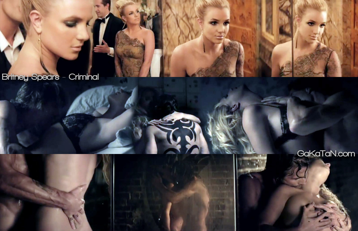 britney spears le clip sur you tube