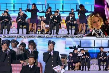 Alizee-Nolwenn-Leroy-Lorie-Amel-Bent-Les-enfoires-2012