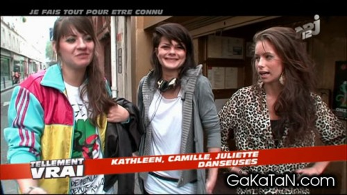 Juliette Secret Story 5 dans Tellement Vrai (video)