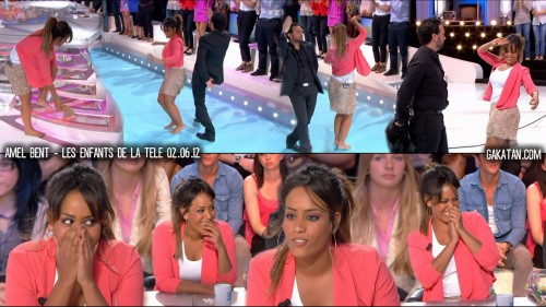 Amel Bent dans Les enfants de la tl 02.06.12 (video)