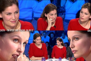 Laetitia-Casta-ONPC-On-nest-pas-couche-290912