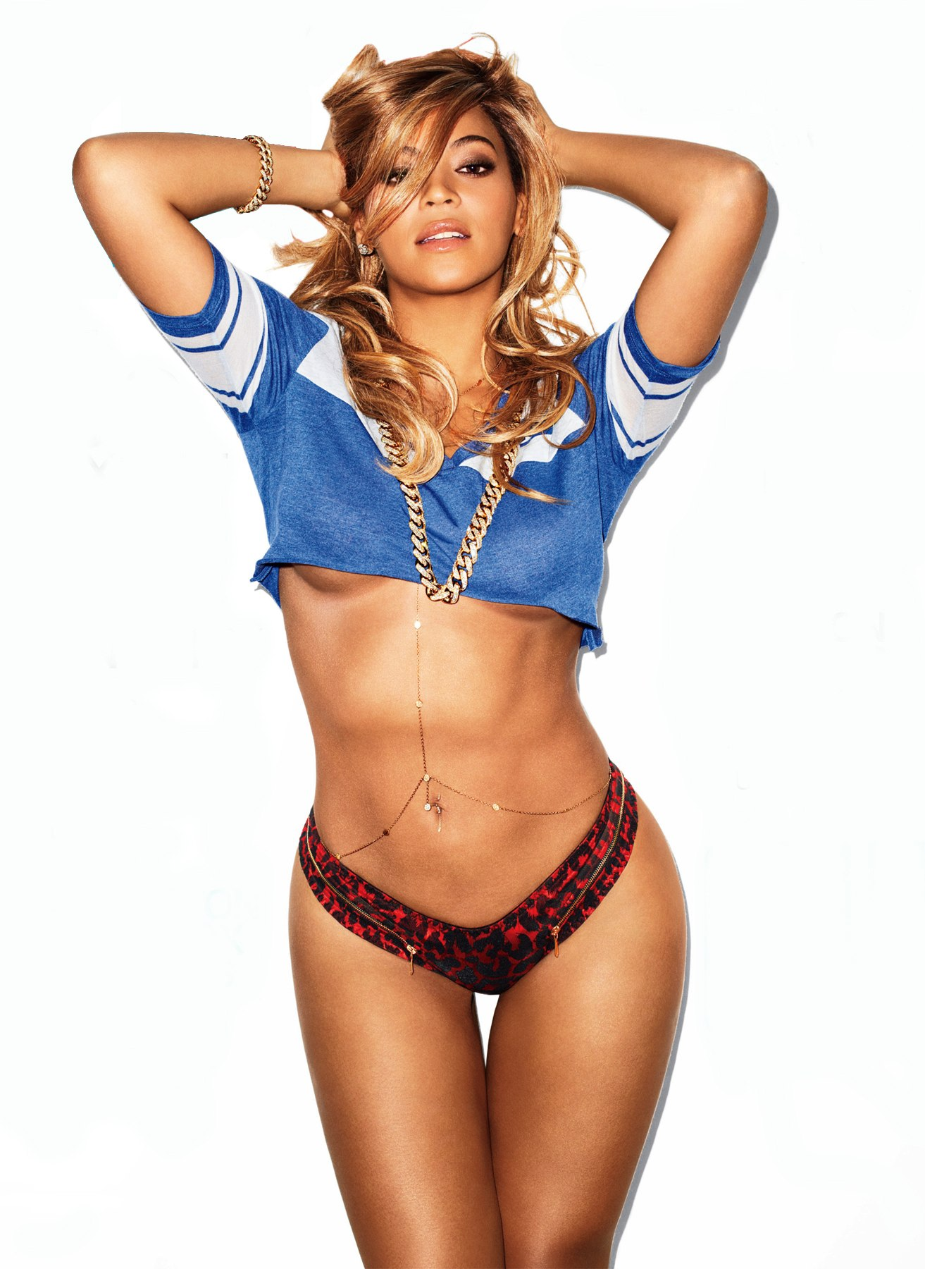 sexy hot naked beyonce