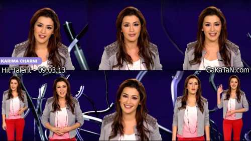 Karima Charni dans Hit Talent 09.03.13
