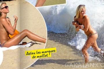 Caroline-Receveur-nue-topless-bikini-Public-02