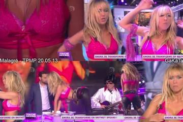 Enora-Malagre-sexy-Britney-Spears-Touche-pas-a-mon-poste-200513