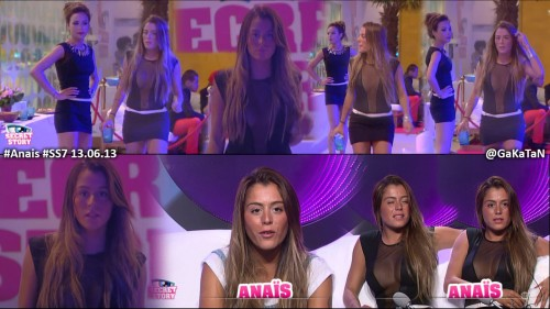Anais sexy dans Secret Story 13.06.13 (photos)
