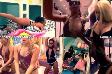 Tara-Florine-Anais-Clara-Sexy-Menage-Secret-Story-7