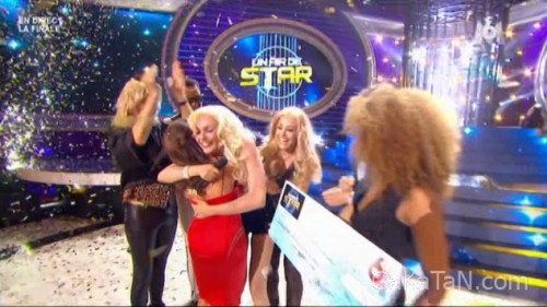 Valérie Bègue gagne Un air de star 2013 (video)