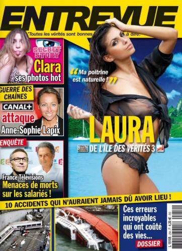 Laura Giraudi (IDV3) dans Entrevue Septembre 2013 254 (photos)