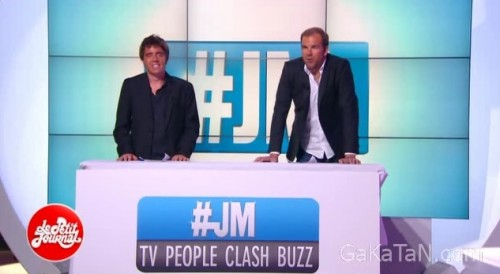 Quand Le petit journal parodie Morandini 02.09.13 (video)