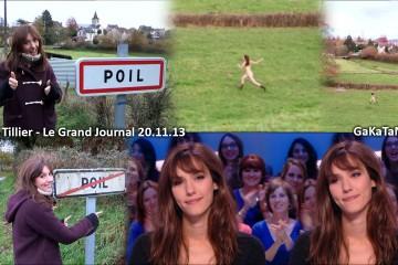 Doria-Tillier-nue-meteo-grand-journal-201113