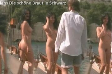Laetitia-Milot-nue-Die-schone-Braut-in-Schwarz