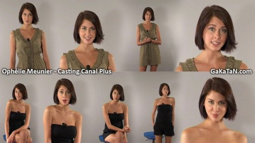 Ophélie Meunier, son casting de Miss météo censuré (video)