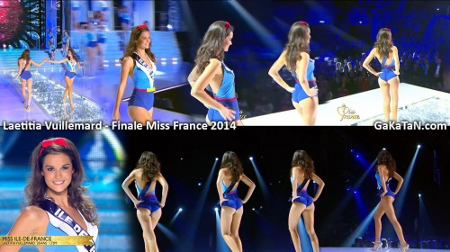 Le buzz des fesses de Miss Ile de France 2013 (video)