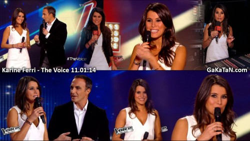 Karine-Ferri-The-Voice-110114
