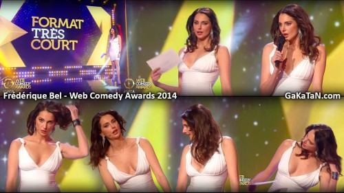 Frederique-Bel-sexy-Web-Comedy-Awards-2014