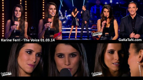 Karine-Ferri-The-Voice-010314