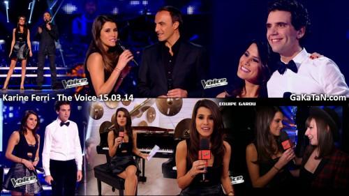 Karine-Ferri-The-Voice-150314