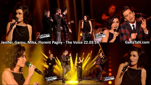 jenifer-mika-garou-florent-pagny-vielles-canailles-The-Voice-220314