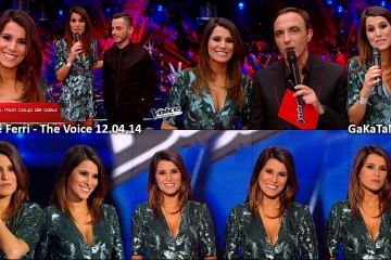 Karine-Ferri-The-Voice-120414