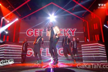 Wesley-Get-Lucky-The-Voice-190414