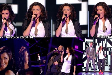 jenifer-mika-garou-florent-pagny-KISS-The-Voice-260414